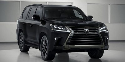Новая спецверсия Lexus LX Inspiration Series
